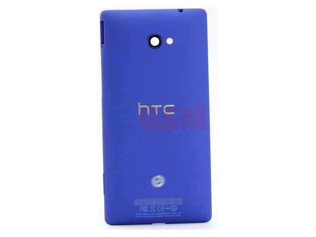 Capac spate albastru pentru HTC Windows Phone 8X