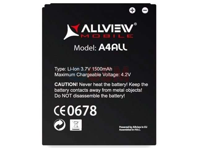 Acumulator Allview A4 All