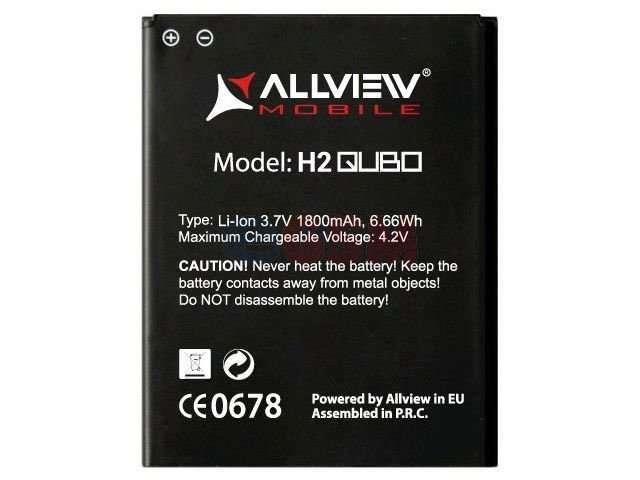 Acumulator Allview H2 Qubo