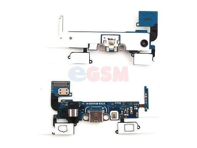 Banda cu conector alimentare si date Samsung SM-A500F Galaxy A5