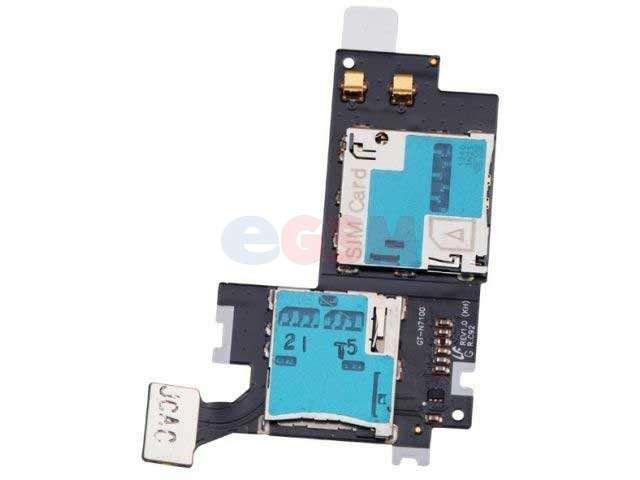 Banda cititor sim card Samsung N7100, N7105