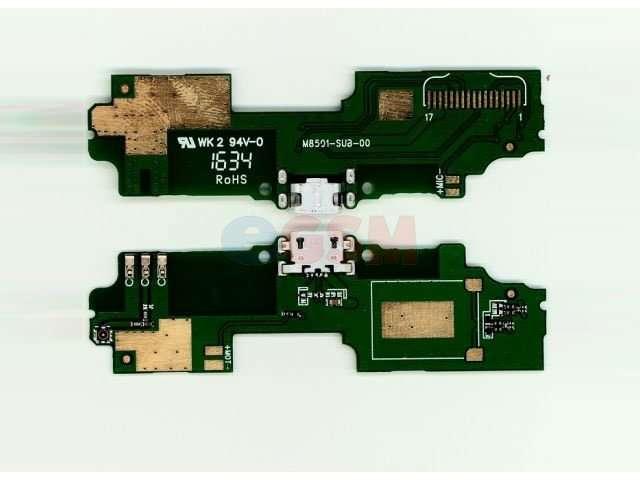 Placa cu conector alimentare Allview P6 Lite originala