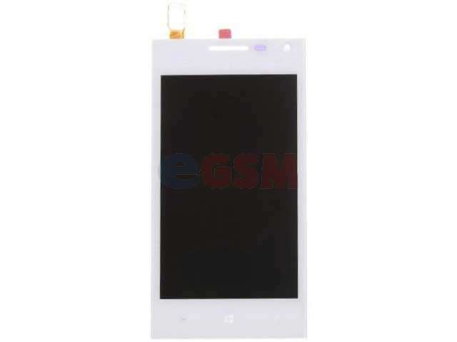 Display cu touchscreen si rama Huawei Ascend W1