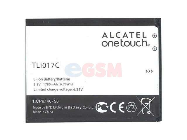 Acumulator Alcatel TLi017C original pentru Vodafone Smart speed 6, Alcatel Pixi 3 (4.5)