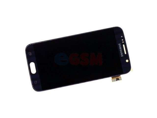 Display cu touchscreen Samsung SM-G920f Galaxy S6 original - negru