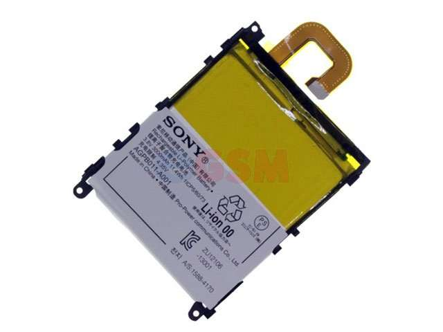 Acumulator Sony LIS1525ERP pentru Sony Xperia Z1 Honami, C6902/L39h, C6903, C6906, C6943
