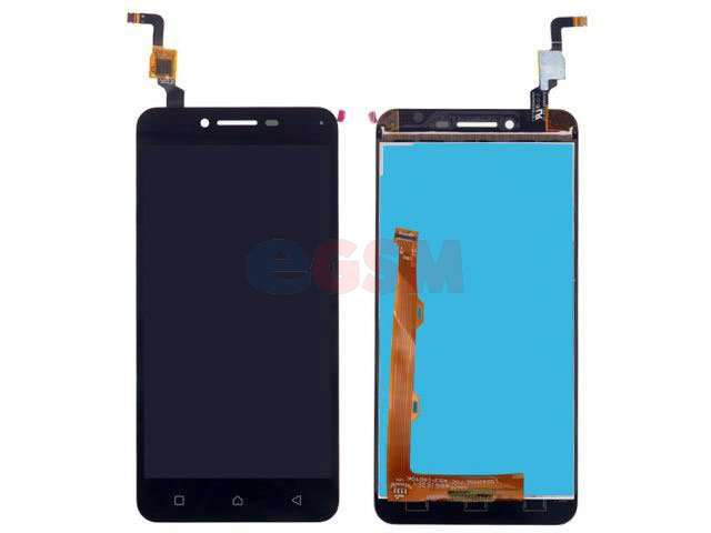 Display cu touchscreen Lenovo Vibe K5, A6020a40 negru