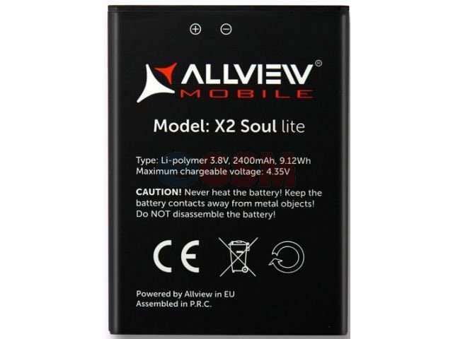 acumulator allview x2 soul lite