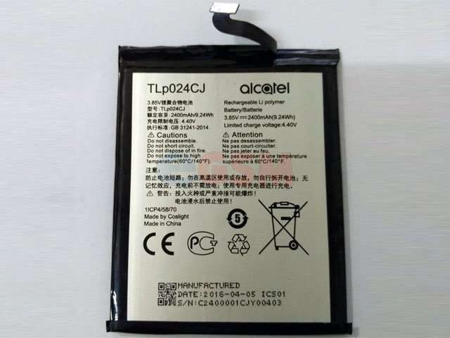 Acumulator Alcatel TLp024CJ pentru Vodafone Smart N8, Alcatel One Touch Shine Lite