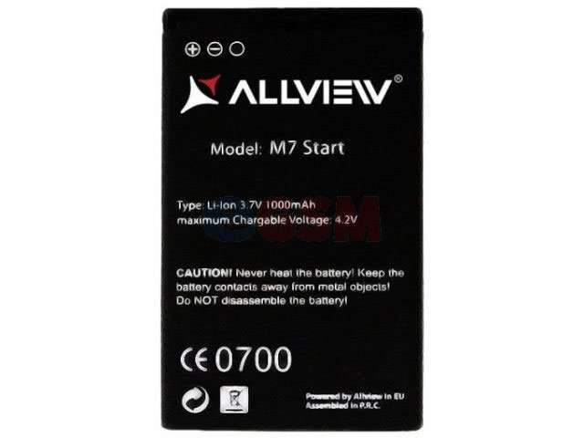 Acumulator Allview M7 Start