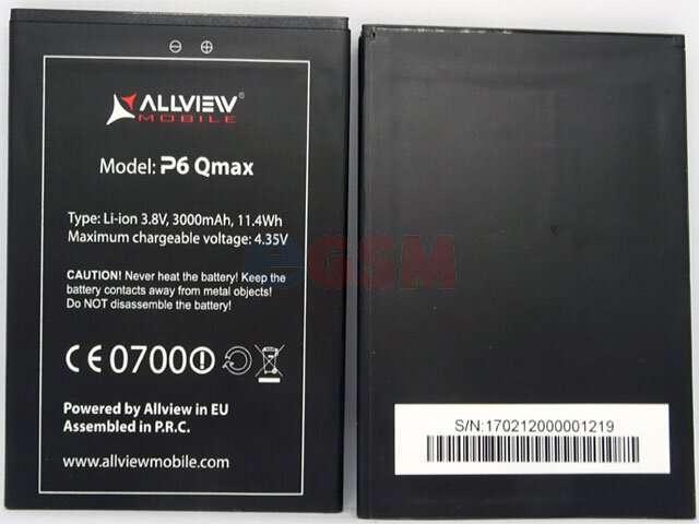 Acumulator Allview P6 Qmax original