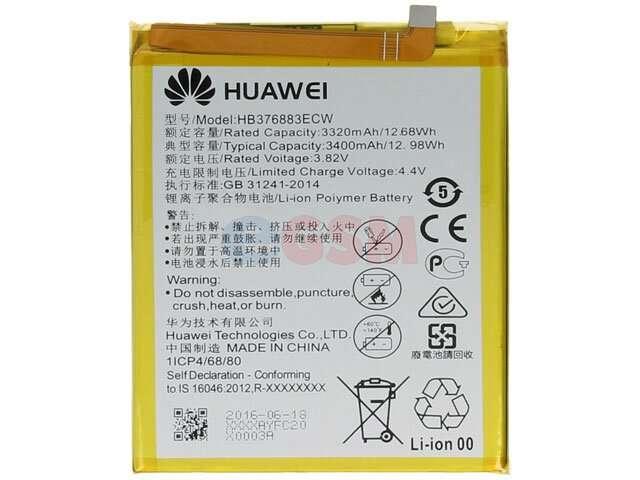 Acumulator Huawei HB376883ECW pentru Huawei P9 Plus