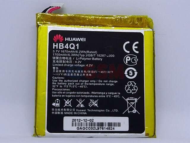 Acumulator Huawei HB4Q1 original pentru Huawei Ascend P1 U9200, Huawei Ascend P1 XL U9200E