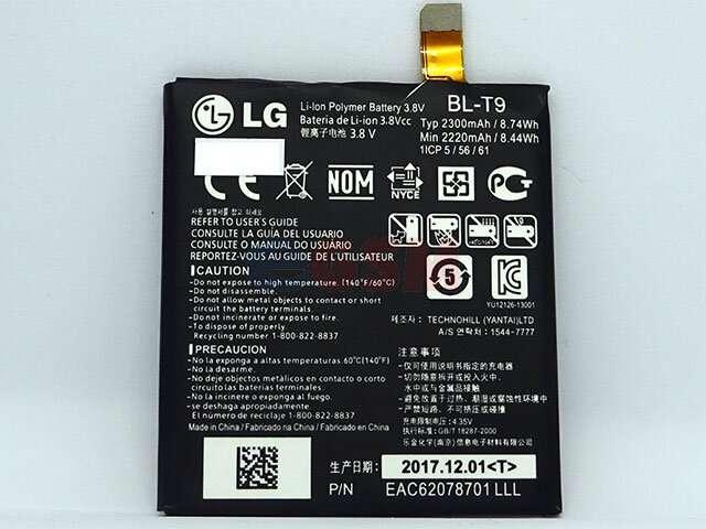 Acumulator LG BL-T9 original pentru LG Nexus 5