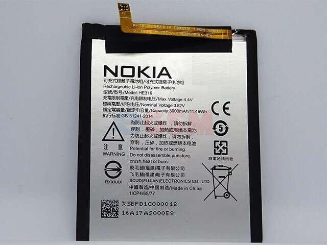 Acumulator Nokia HE316 pentru Nokia 6 ORIGINAL