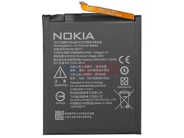 Acumulator Nokia HE316 pentru Nokia 6