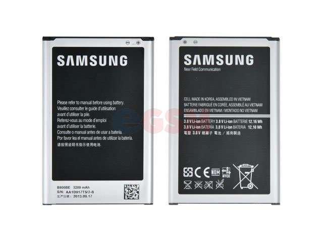 Acumulator Samsung B800BE original