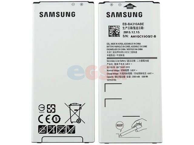 Acumulator Samsung EB-BA310ABE original