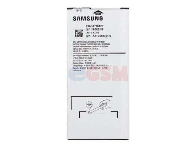 Acumulator Samsung EB-BA710ABE original