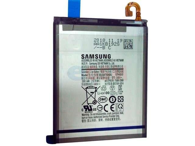 acumulator samsung eb-ba750abu original pentru samsung sm-a750f galaxy a7 2018