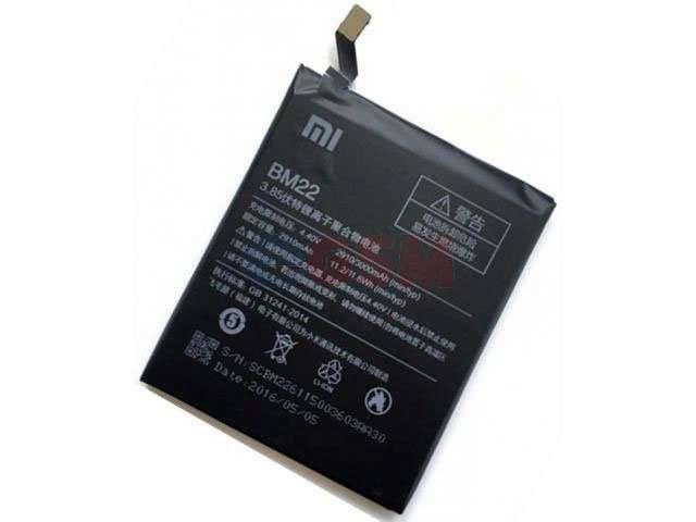 Acumulator Xiaomi BM22 original pentru Xiaomi Mi5, M5 Prime (5.15 inch)
