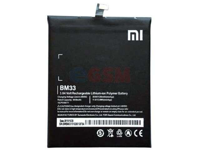 Acumulator Xiaomi BM33 original pentru Xiaomi Mi 4i