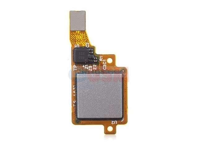 Ansamblu buton meniu, home Huawei G8, GX8 alb