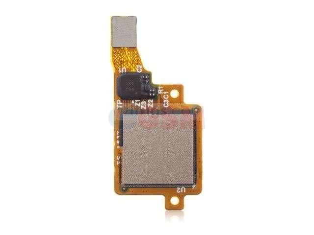 Ansamblu buton meniu, home Huawei G8, GX8 auriu