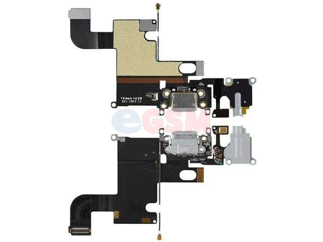 Banda cu conector alimentare Apple iPhone 6 gri