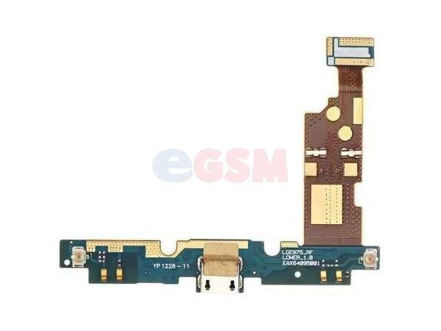 Banda cu conector alimentare si date LG E971 Optimus G, E973, E975 Optimus G, F180