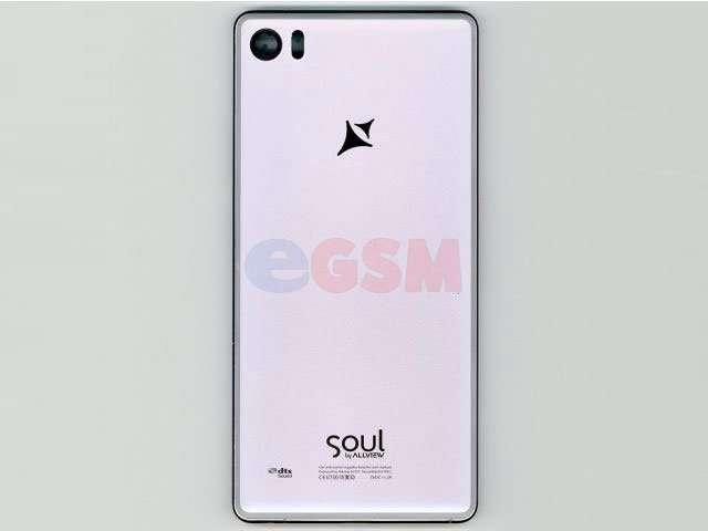 Capac baterie Allview X3 Soul Pro gri