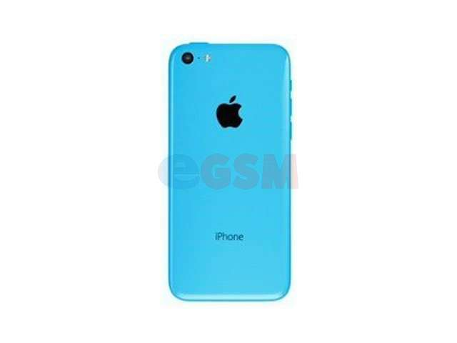 Capac baterie Apple iPhone 5C albastru