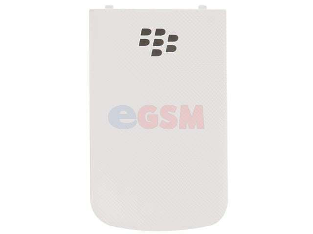 Capac baterie BlackBerry 9900, 9930 Bold Touch alb