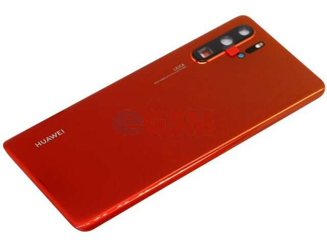 Capac baterie Huawei P30 Pro VOG-L09, VOG-L29 orange