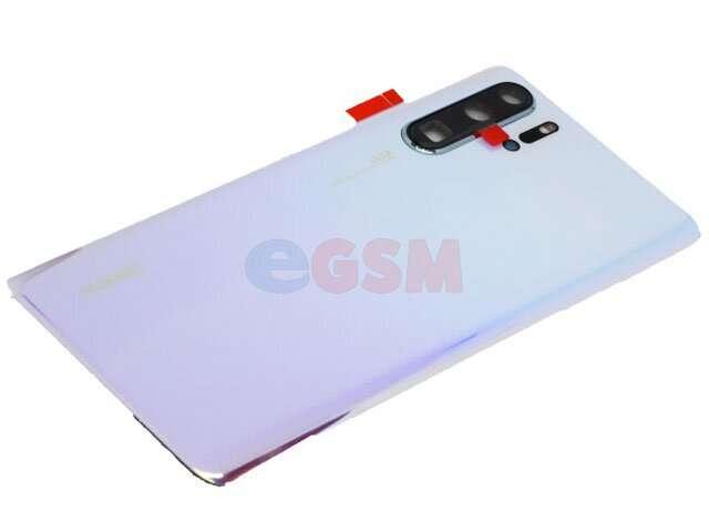 Capac baterie Huawei P30 Pro VOG-L09, VOG-L29 pearl white