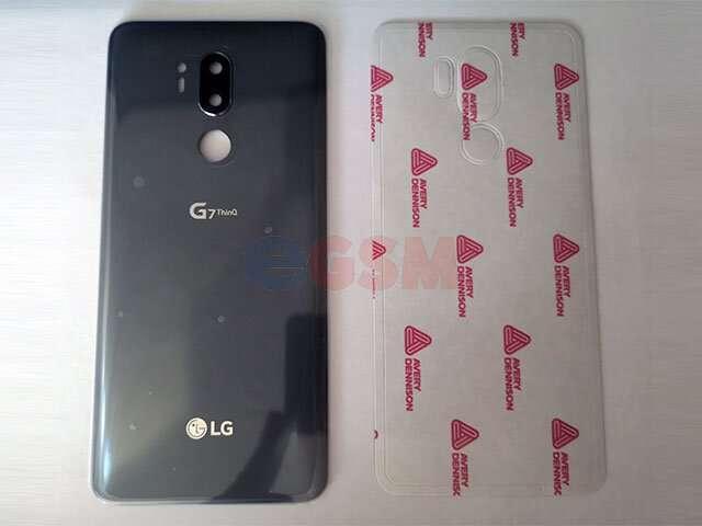 capac baterie lg g7 thinq g710 argintiu