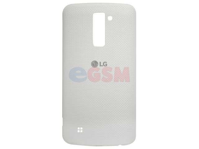 Capac baterie LG K420N, K10 alb