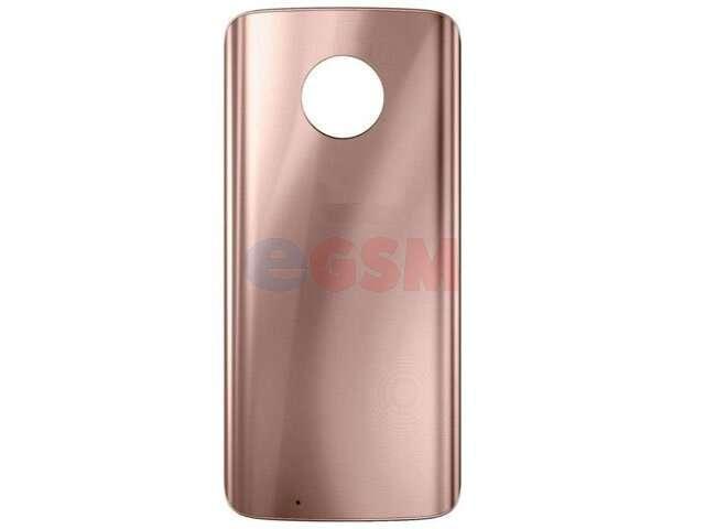 Capac baterie Motorola Moto G6 roz auriu