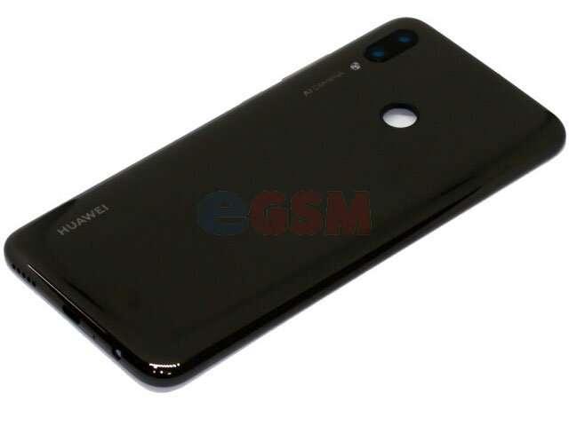 Capac baterie negru Huawei P smart 2019, POT-LX1, POT-LX1AF, POT-LX2J, POT-LX1RUA, POT-LX3