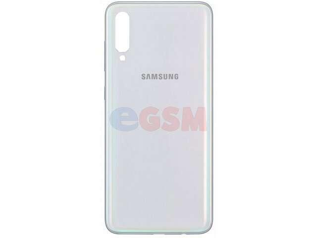 Capac baterie Samsung SM-A705F Galaxy A70 alb