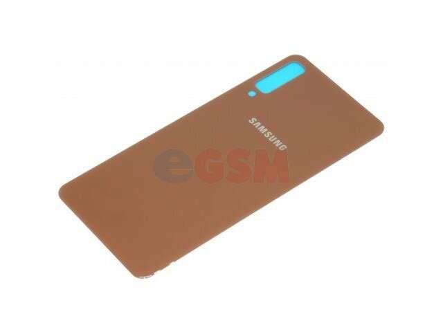 Capac baterie Samsung SM-A750F Galaxy A7 2018 auriu