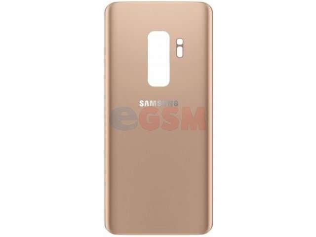 Capac baterie Samsung SM-G965F Galaxy S9+ auriu