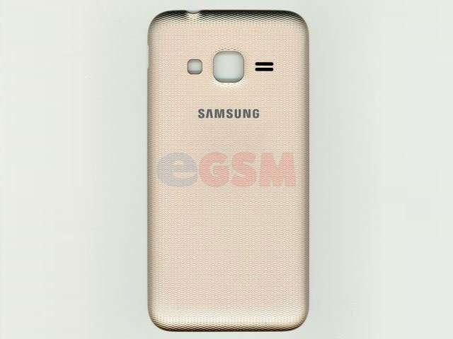Capac baterie Samsung SM-J106F, J1 mini prime auriu