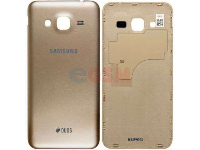 Capac baterie Samsung SM-J320F Galaxy J3 2016 auriu