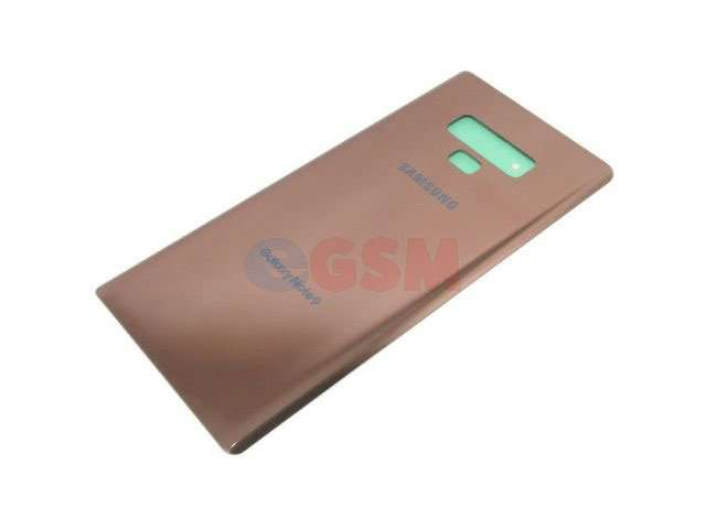 Capac baterie Samsung SM-N960F Galaxy Note 9 auriu