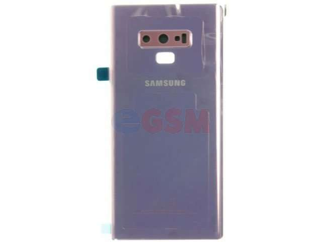 Capac baterie Samsung SM-N960F Galaxy Note 9 VIOLET DIN STICLA