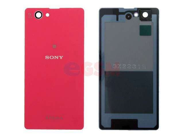 Capac baterie Sony D5503, Xperia Z1 Compact roz