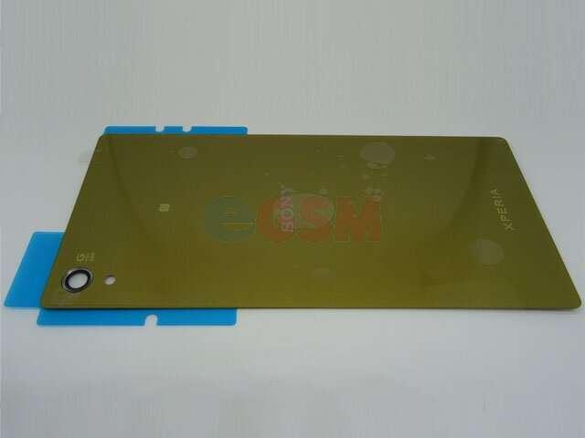 Capac baterie Sony E6853 Xperia Z5 Premium, E6833, E6883 auriu