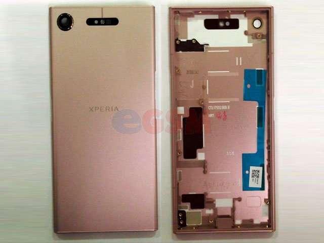 Capac baterie Sony Xperia XZ1, F8341, F8342 roz