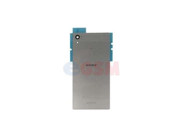 Capac baterie Sony Xperia Z5 Dual, E6603, E6633, E6653, E6683 argintiu